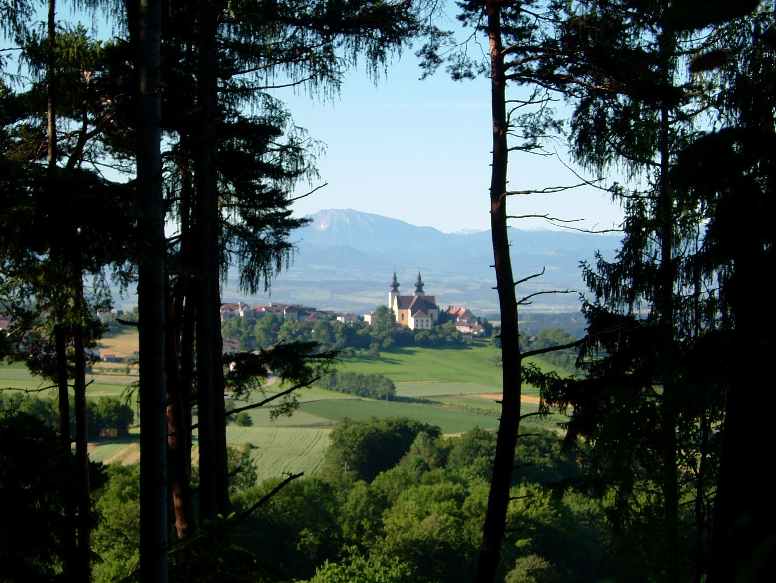 Wanderwege in Maria Taferl