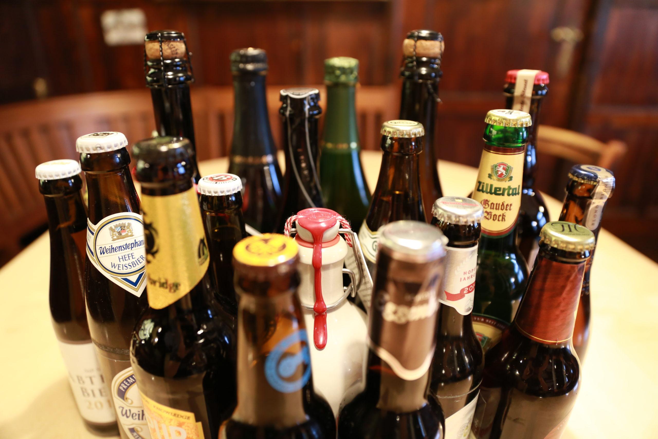 Professionelle Bierverkostung buchen!